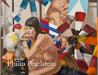 Philip Pearlstein hardcover catalog available