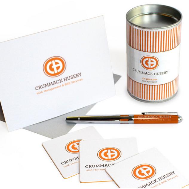Crummack Huseby Promotiona Items