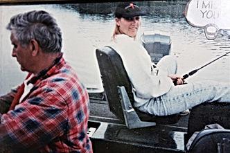 fishing Dixon