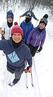 cross country skiing in Minnesota