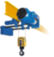 wire rope hoist, heavy duty hoist, low headroom hoist, hoist