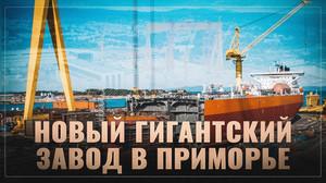 Новый гигантский завод в Приморье набирает обороты.