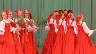 Концерт ансамбля БЕРЁЗКА.