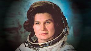 Valentina Tereshkova - la première femme astronaute.