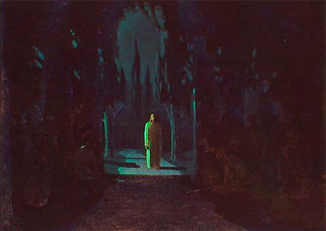 Христос в Гефсиманском саду.