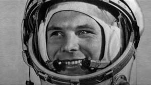 Yuri Gagarin – Le premier homme dans l'espace.