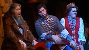 """Opéra """"La vie pour le tsar""""."""