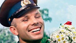 "Yuri Gagarin: ""Allons-y!"""