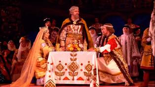 """Опера """"Руслан и Людмила""""."""