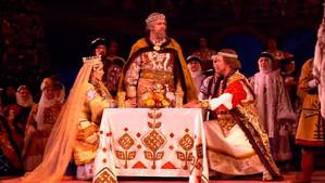"Opéra ""Ruslan et Ludmila""."