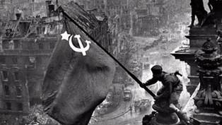 Герои Великой Отечественной войны.