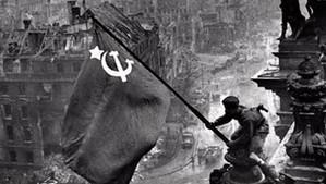 Héros de la Grande Guerre patriotique.