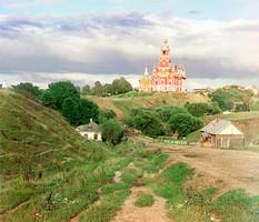 Храм св. Николая в Можайске.