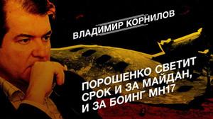 Порошенко светит срок и за Майдан, и за Боинг MH17 (Владимир Корнилов)