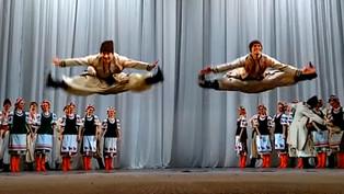 """""""Украинский танец""""."""