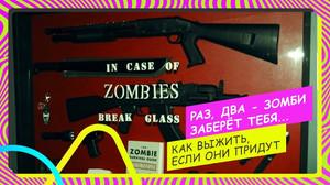 Руководство от спецназа: как выжить, если придут зомби (Борная Солянка)