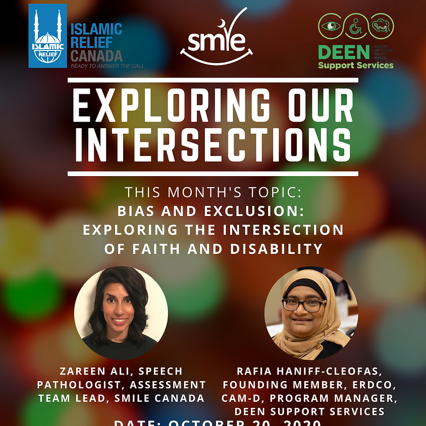 Bias and Exclusion: Exploring the Intersection of Faith and Disability