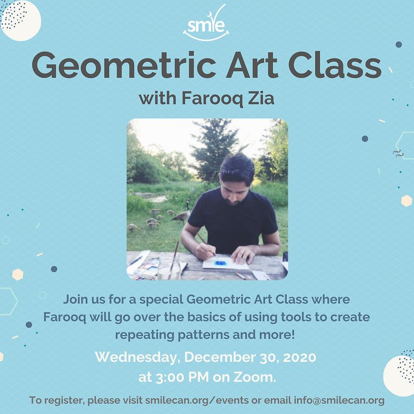 Geometric Art Class
