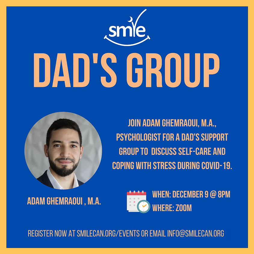Dad's Support Group