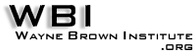 Wayne Brown Institute Logo