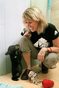 Jill with mara bear.jpg