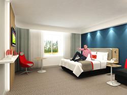 Double bed_C01.1