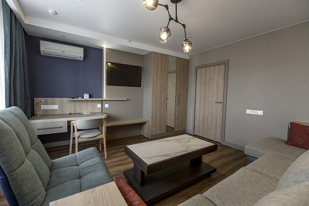Апартаменты Гранд Супериор
