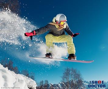 Why Should I Get Custom Orthotics for Snowboarding?