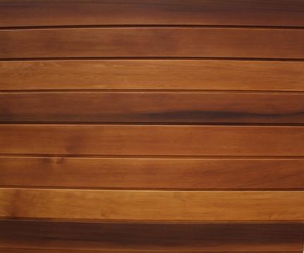 Finish options- Cedar