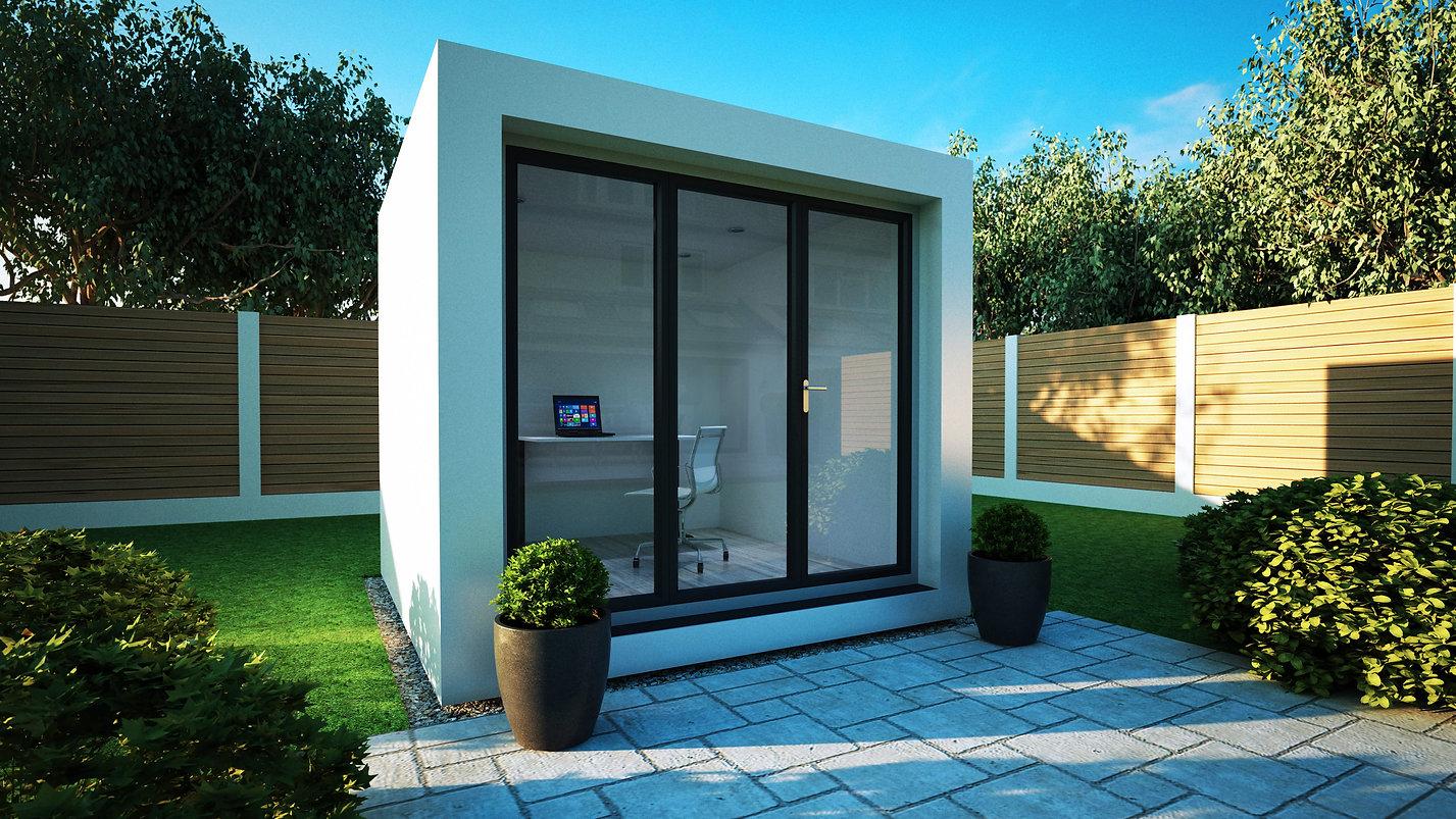 Wild Environments Garden room- Cube