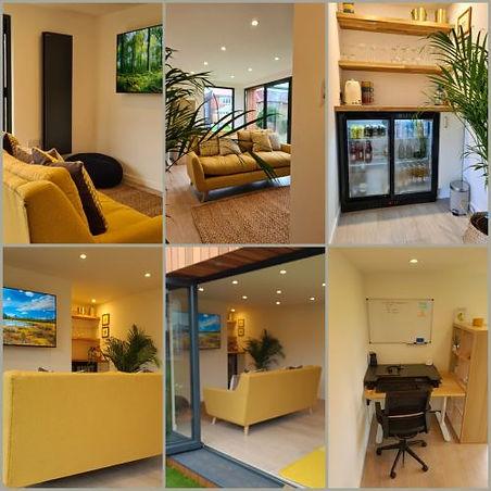 Multi-use Garden Room for Case Study 6 (