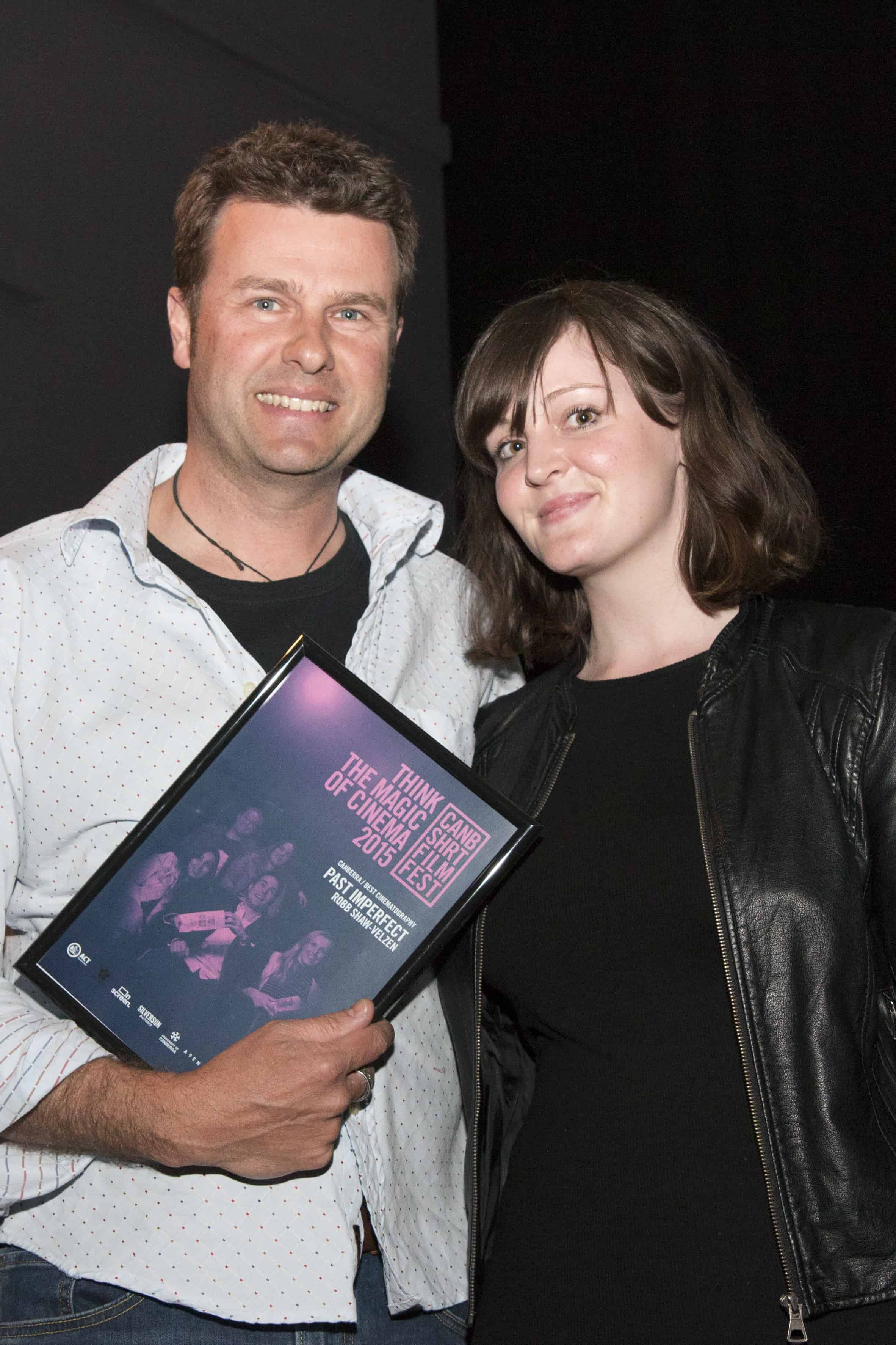 Robb Shaw-Velzen and Laura White