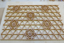 『組子細工』という日本伝統技法