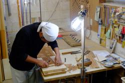 木工職人技術で人々に感動を