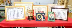 日本最高クラスの木工技術で、数々の賞を受賞