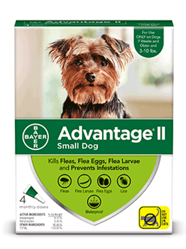 Bayer Advantage II Dog
