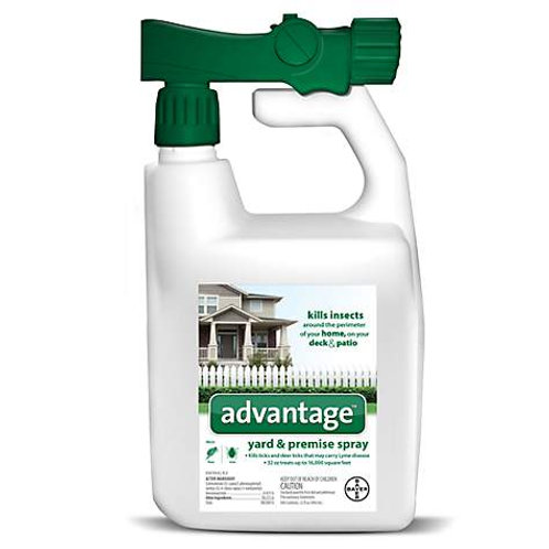 Bayer Advantage Yard & Premise Spray
