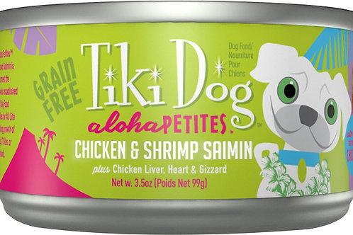 Tiki Dog Chicken & Shrimp Saimin