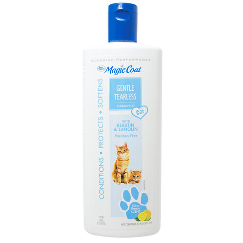 Four Paws Magic Coat Gentle Tearless Shampoo for Cats