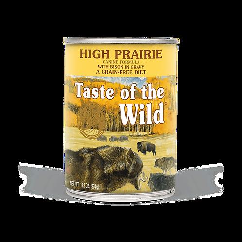 Taste of the Wild High Prairie Canine Formula with Bison in Gravy