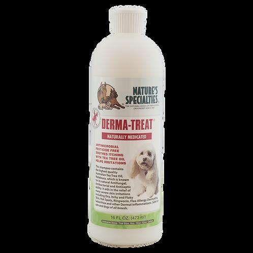 Nature's Specialties Derma-Treat Naturally Medicated Shampoo