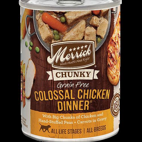 Merrick Colossal Chicken Dinner