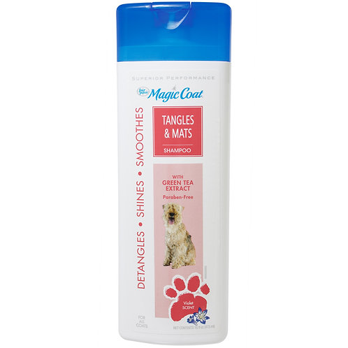 Four Paws Magic Coat Tangles & Mats Shampoo