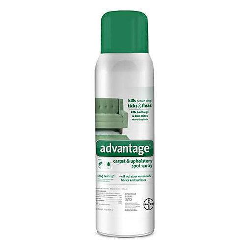 Bayer Advantage Carpet & Upholstery Spot Spray