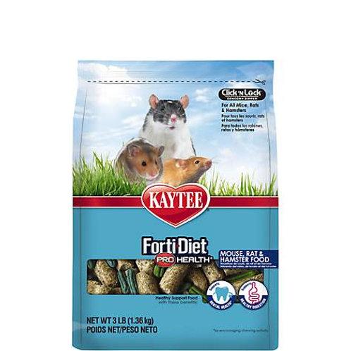 Kaytee Forti Diet Mouse, Rat, & Hamster