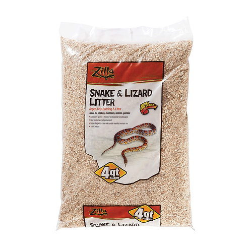 Zilla Snake and Lizard Litter