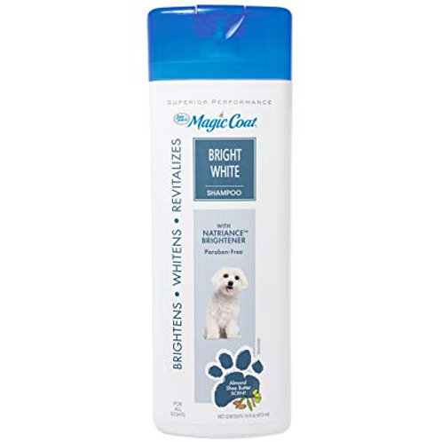 Four Paws Magic Coat Bright White Shampoo