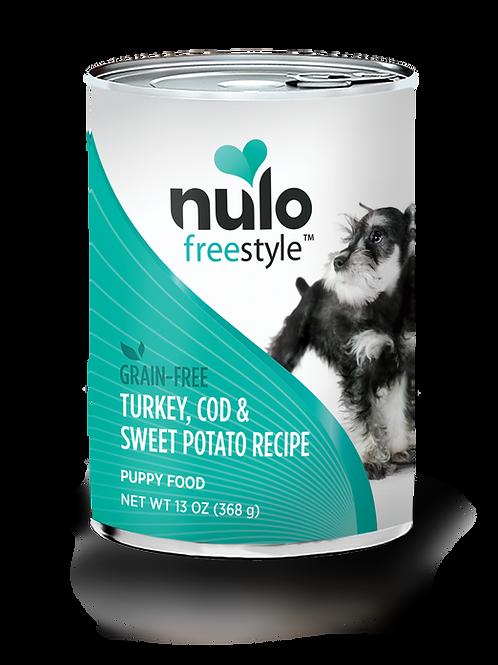 Nulo Turkey Cod & Sweet Potato Recipe