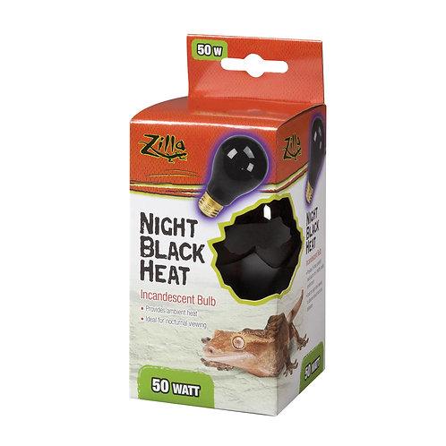 Zilla Night Black Heat Bulb