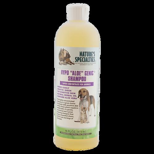 """Nature's Specialties Hypo """"Aloe"""" Genic Herbal Shampoo"""